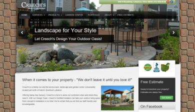 Creech's Lawn & Landscape Garden Center