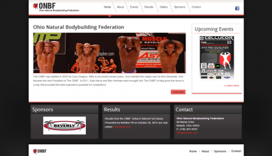 The Ohio Natural Bodybuilding Federation